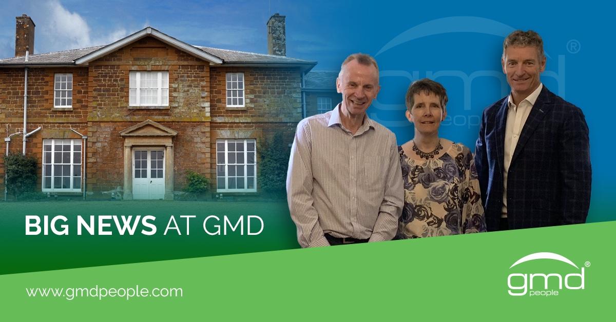 Big news at GMD